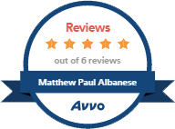Review out of 6 Review Matthew Paul Albanese Avvo